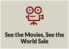 See the Movies See the World Sale