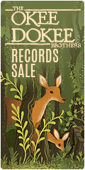 Okee Dokee Brothers Records Sale
