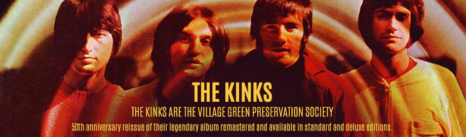 The Kinks on sale