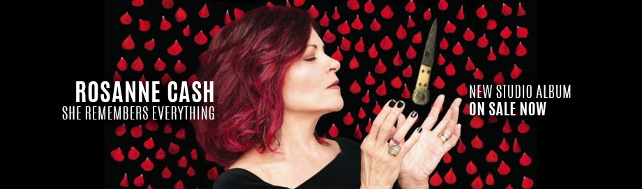 Rosanne Cash on sale