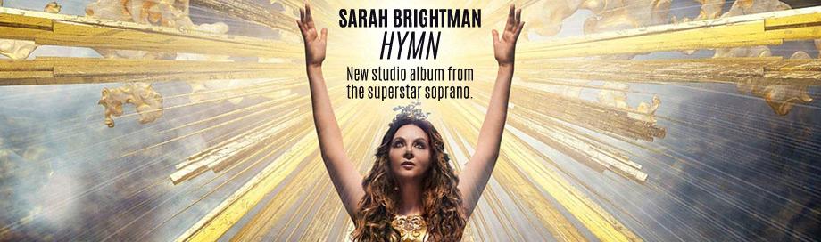 Sarah Brightman on sale