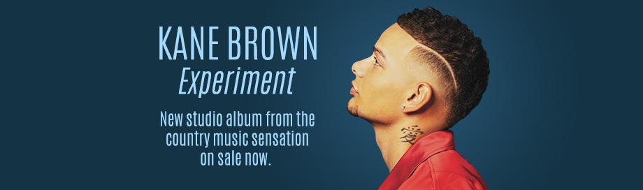 Kane Brown on sale