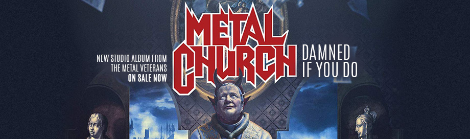 Metal Church on sale