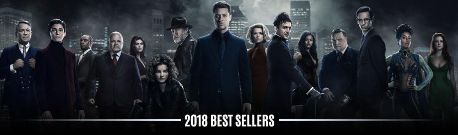 2018 Video Top Sellers