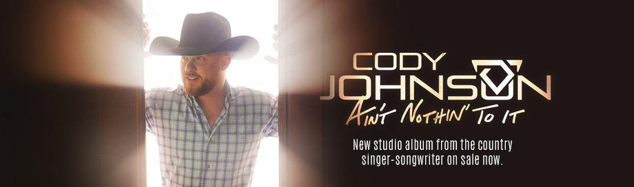 Cody Johnson on sale