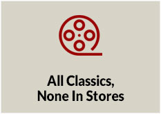 All Classics, None in Stores