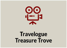 Travelogue Treasure Trove
