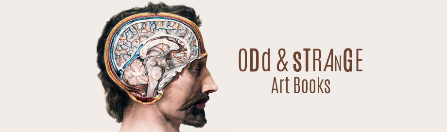 Odd and Strange Art Books
