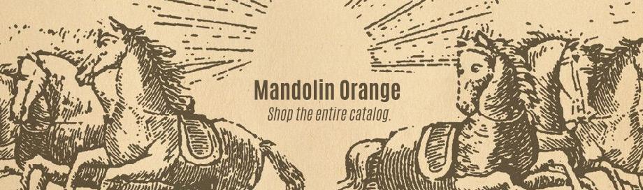 Mandolin Orange on sale