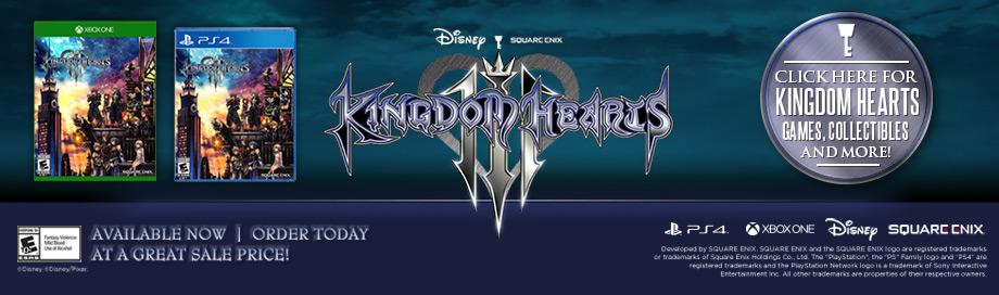 Kingdom Hearts Sale