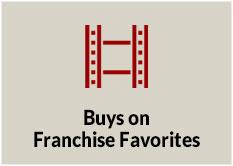 Buys on Franchise Favorites
