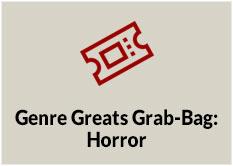 Genre Greats Grab Bag Horror
