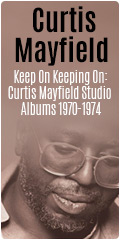 Curtis Mayfield on sale