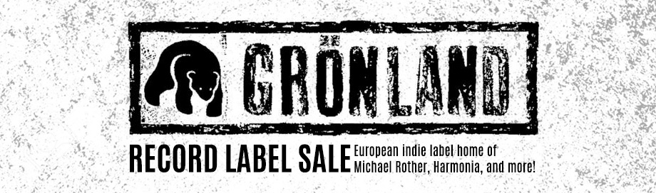 Gronland Records on sale