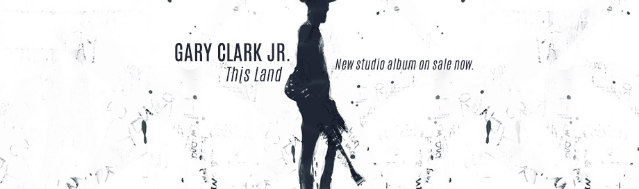 Gary Clark Jr. on sale