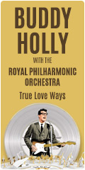 Buddy Holly sale