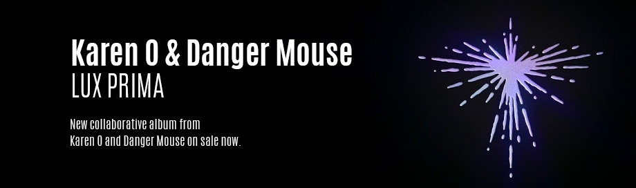 Karen O and Danger Mouse on sale