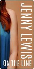 Jenny Lewis on sale