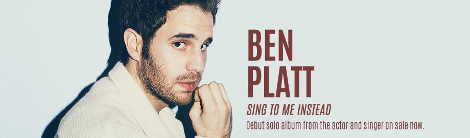 Ben Platt on sale