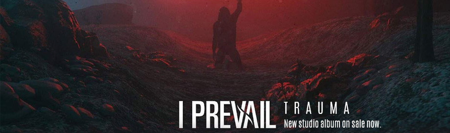 I Prevail on sale