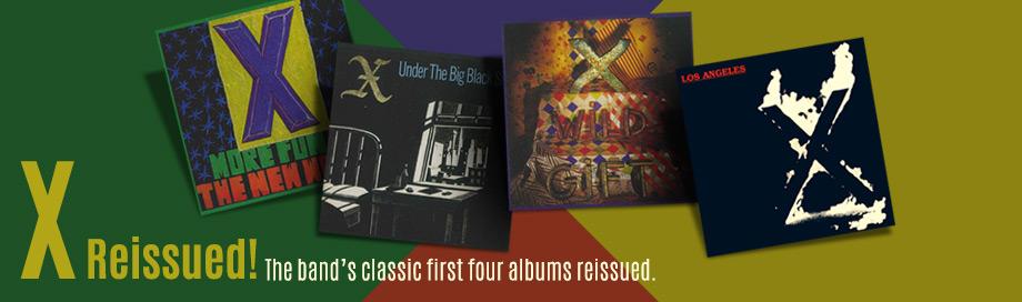 X on sale