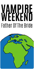Vampire Weekend on sale