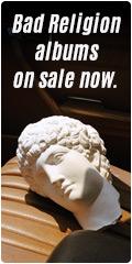 Bad Religion on sale