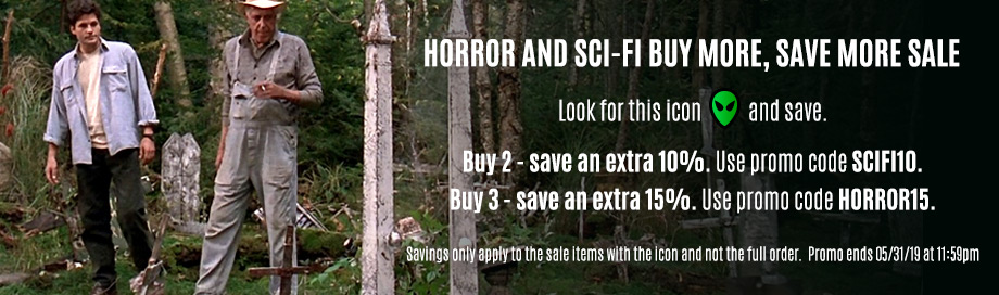 Horror in May Sale
