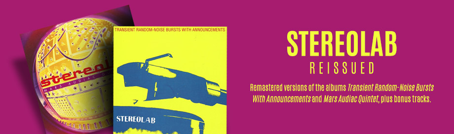 Stereolab on sale