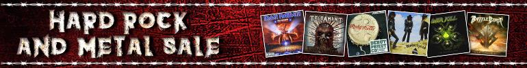Hard Rock and Metal Sale