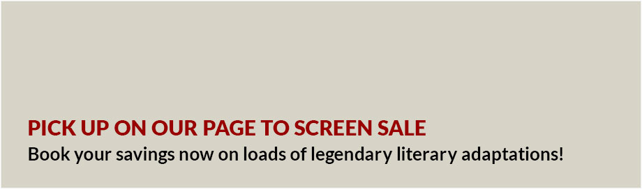 Pick Up on Our Page to Screen Sale