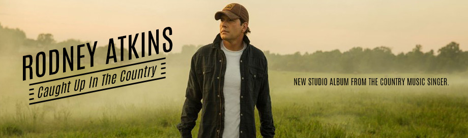 Rodney Atkins on sale