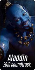 Aladdin Soundtrack on sale