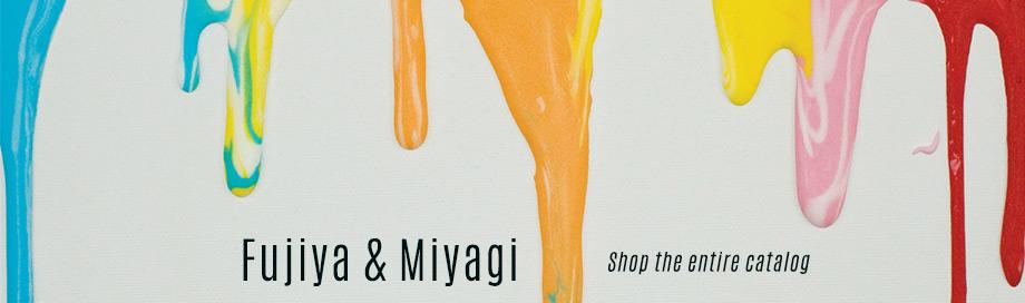 Fujia and Miyagi on sale