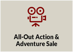 All Out Action and Adventure Sale