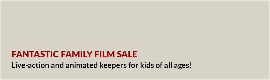 Fantastic Family Film Sale