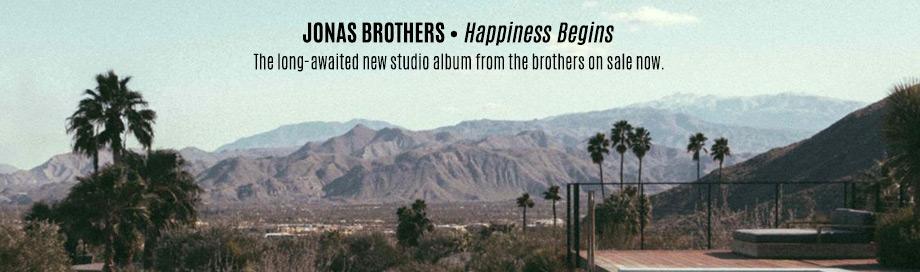 Jonas Brothers on sale