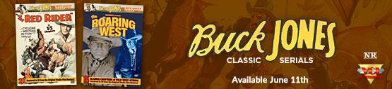 Buck Jones Serials from VCI