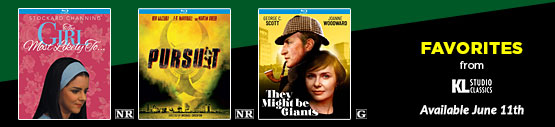 Favorites from Kino Lorber Studio Classics