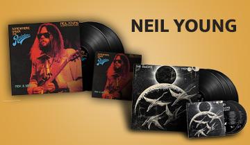 Neil Young + Stray Gators: Tuscaloosa