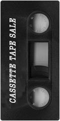 Cassette Tape Sale