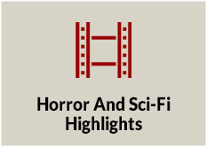 Horror and Sci-Fi Higlights