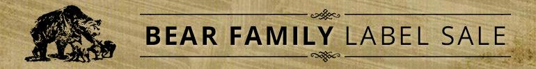 Bear Family Sale