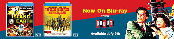 Now on Blu-ray from Shout! Factory Avail. July 9