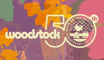 Woodstock 50th Anniversary Sale