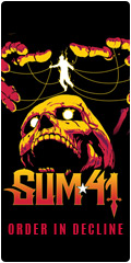 Sum 41 on sale