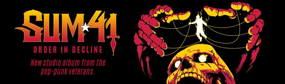 Sum 41 on sale