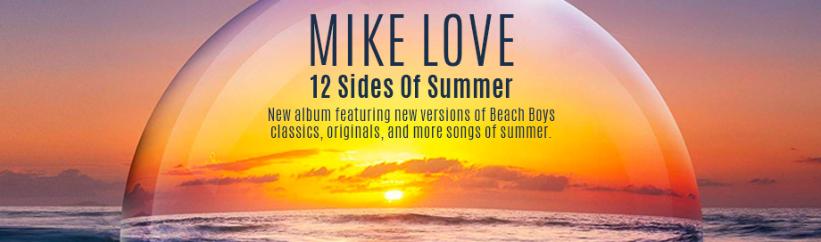 Mike Love on sale