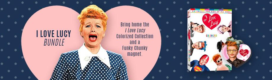 I Love Lucy Bundle