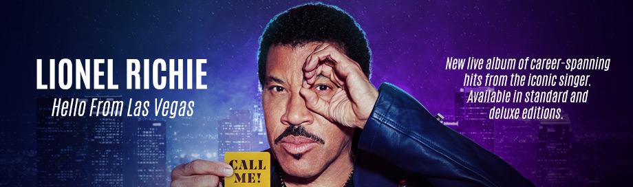 Lionel Richie on sale
